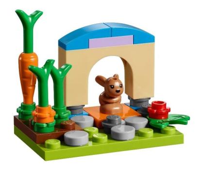 LEGO Friends Domek na drzewie Mii-395127 - Zdjęcie 5