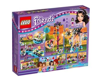 LEGO Friends Kolejka górska w parku rozrywki-318259 - Zdjęcie 2