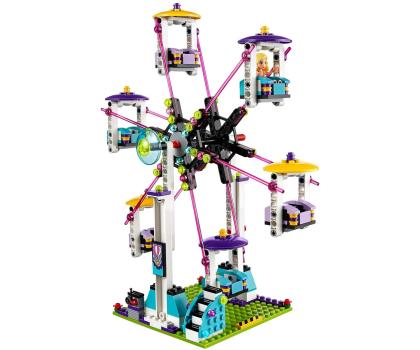 LEGO Friends Kolejka górska w parku rozrywki-318259 - Zdjęcie 4