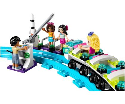 LEGO Friends Kolejka górska w parku rozrywki-318259 - Zdjęcie 5