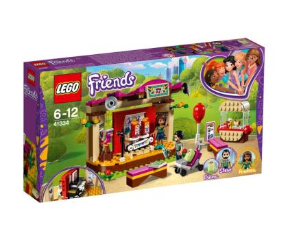 LEGO Friends Pokaz Andrei w parku-395126 - Zdjęcie 1