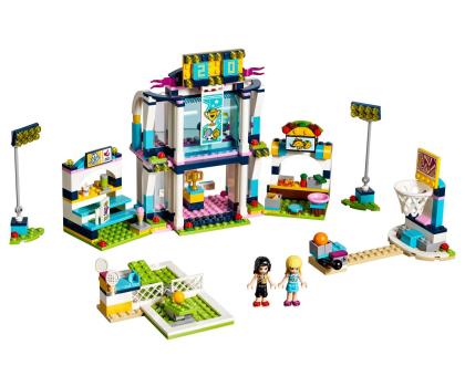 LEGO Friends Stadion sportowy Stephanie-395129 - Zdjęcie 2