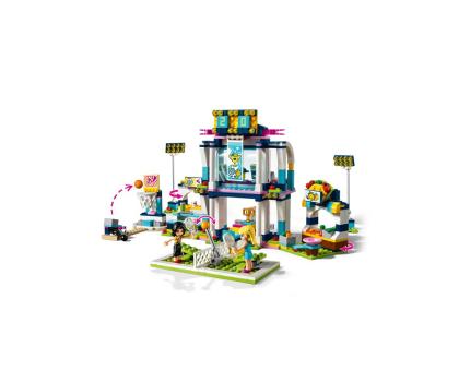 LEGO Friends Stadion sportowy Stephanie-395129 - Zdjęcie 4