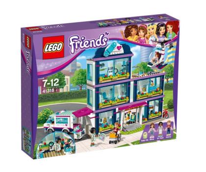 LEGO Friends Szpital w Heartlake-367052 - Zdjęcie 1