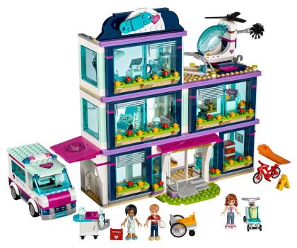 LEGO Friends Szpital w Heartlake-367052 - Zdjęcie 4