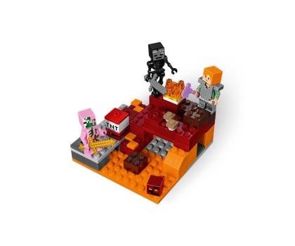 LEGO Minecraft Walka w Netherze-395133 - Zdjęcie 4