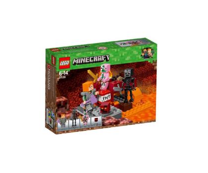 LEGO Minecraft Walka w Netherze-395133 - Zdjęcie 1