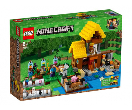LEGO Minecraft Wiejska chatka-395138 - Zdjęcie 1
