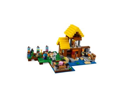 LEGO Minecraft Wiejska chatka-395138 - Zdjęcie 3