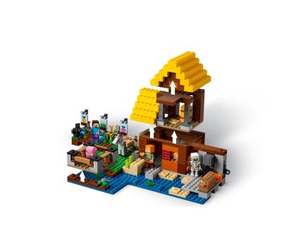 LEGO Minecraft Wiejska chatka-395138 - Zdjęcie 4
