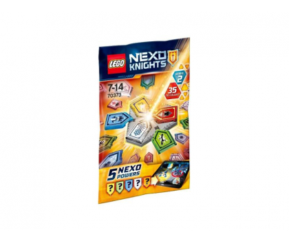 LEGO Nexo Knights Combo Moce NEXO - fala 2-362905 - Zdjęcie 1