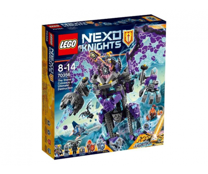 LEGO Nexo Knights Niszczycielski Kamienny Kolos-362899 - Zdjęcie 1
