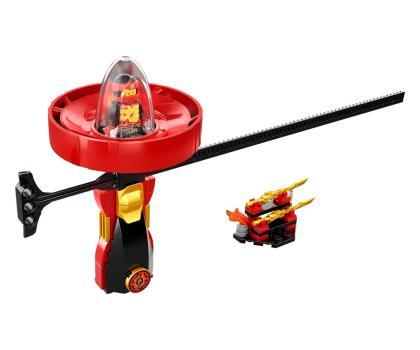 LEGO NINJAGO Kai — mistrz Spinjitzu-395145 - Zdjęcie 2