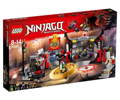 LEGO Ninjago Kwatera główna S.O.G.-395158 - Zdjęcie 1