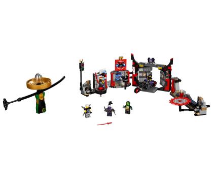 LEGO Ninjago Kwatera główna S.O.G.-395158 - Zdjęcie 2