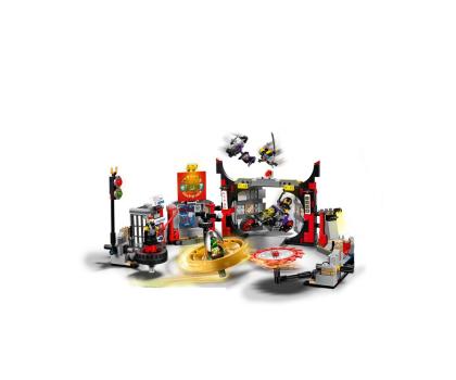 LEGO Ninjago Kwatera główna S.O.G.-395158 - Zdjęcie 3