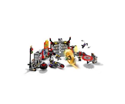 LEGO Ninjago Kwatera główna S.O.G.-395158 - Zdjęcie 4