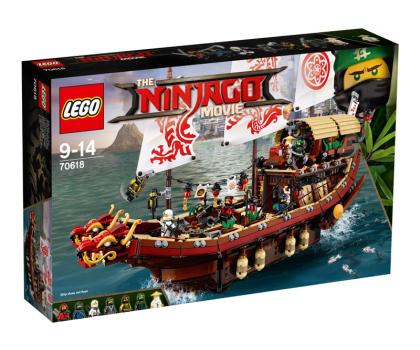 LEGO NINJAGO Movie Perła Przeznaczenia-376711 - Zdjęcie 1