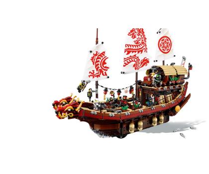 LEGO NINJAGO Movie Perła Przeznaczenia-376711 - Zdjęcie 2