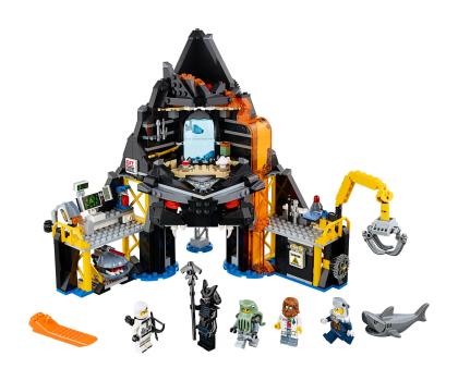 LEGO NINJAGO Movie Wulkaniczna kryjówka Garmadona-391599 - Zdjęcie 2