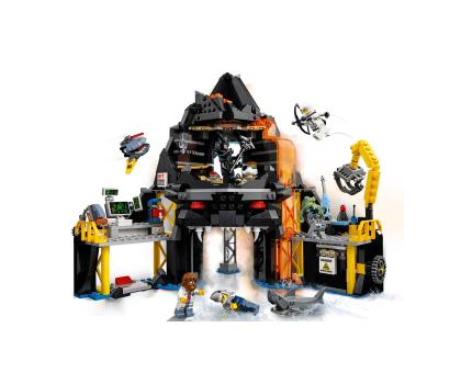 LEGO NINJAGO Movie Wulkaniczna kryjówka Garmadona-391599 - Zdjęcie 3