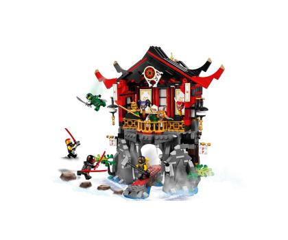 LEGO Ninjago Świątynia Wskrzeszenia-395161 - Zdjęcie 3