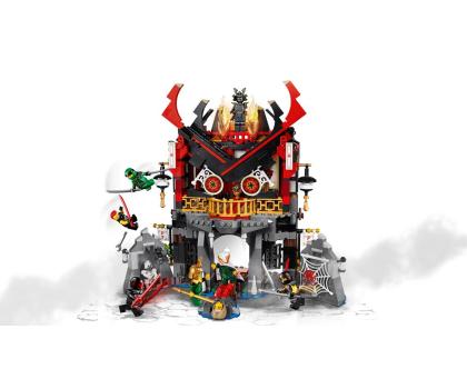 LEGO Ninjago Świątynia Wskrzeszenia-395161 - Zdjęcie 4