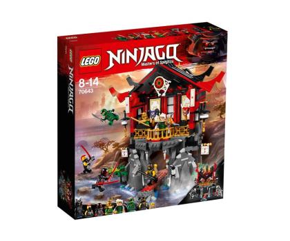 LEGO Ninjago Świątynia Wskrzeszenia-395161 - Zdjęcie 1
