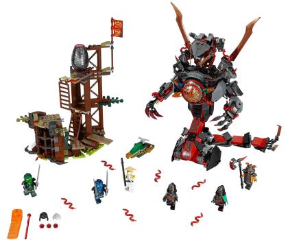 LEGO Ninjago Świt Żelaznego Fatum-343657 - Zdjęcie 2