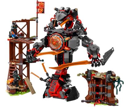 LEGO Ninjago Świt Żelaznego Fatum-343657 - Zdjęcie 3