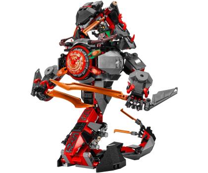 LEGO Ninjago Świt Żelaznego Fatum-343657 - Zdjęcie 4