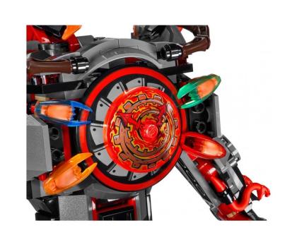 LEGO Ninjago Świt Żelaznego Fatum-343657 - Zdjęcie 5