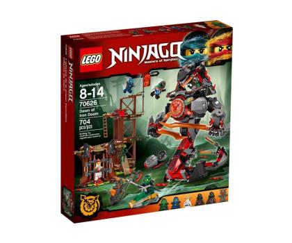 LEGO Ninjago Świt Żelaznego Fatum-343657 - Zdjęcie 1