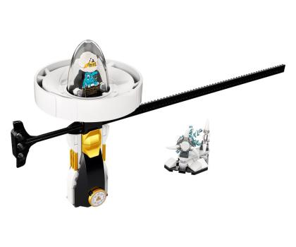 LEGO Ninjago Zane — mistrz Spinjitzu-395148 - Zdjęcie 2