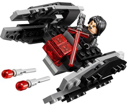LEGO Star Wars A-Wing kontra TIE Silencer-395166 - Zdjęcie 5