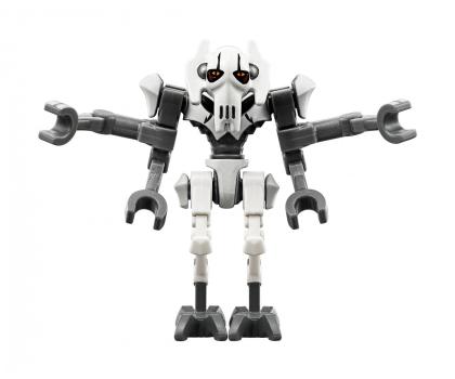 LEGO Star Wars Ścigacz bojowy generała Grievousa-395171 - Zdjęcie 4
