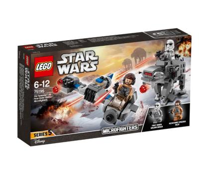 LEGO Star Wars Ski Speeder kontra Maszyna krocząca-395167 - Zdjęcie 1