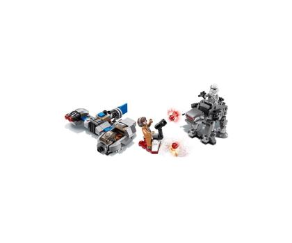 LEGO Star Wars Ski Speeder kontra Maszyna krocząca-395167 - Zdjęcie 2
