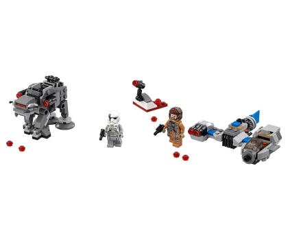 LEGO Star Wars Ski Speeder kontra Maszyna krocząca-395167 - Zdjęcie 5