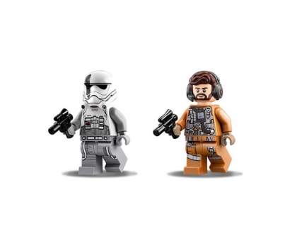 LEGO Star Wars Ski Speeder kontra Maszyna krocząca-395167 - Zdjęcie 3