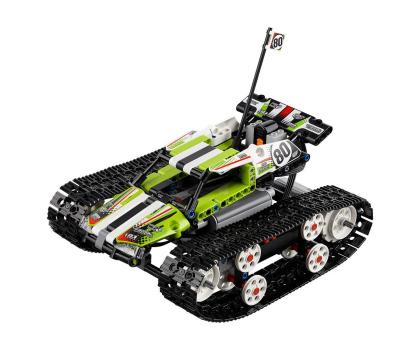 LEGO Technic Zdalnie sterowana wyścigówka gąsienicowa-343885 - Zdjęcie 3