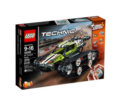 LEGO Technic Zdalnie sterowana wyścigówka gąsienicowa-343885 - Zdjęcie 1
