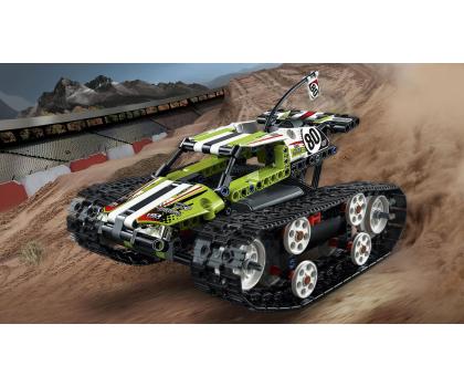 LEGO Technic Zdalnie sterowana wyścigówka gąsienicowa-343885 - Zdjęcie 2