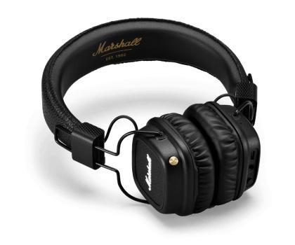 Marshall Major II Bluetooth Czarne-434477 - Zdjęcie 2