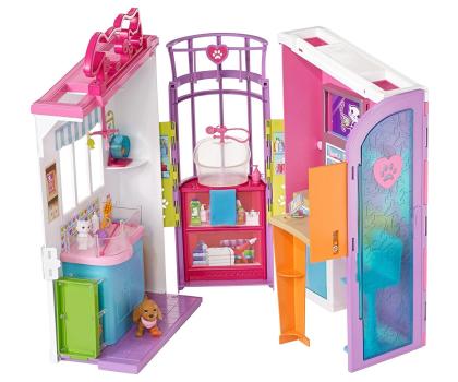 Mattel Barbie Lecznica dla zwierząt -376912 - Zdjęcie 2