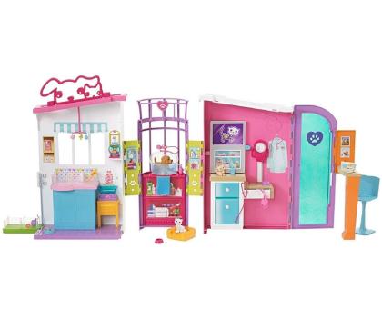 Mattel Barbie Lecznica dla zwierząt -376912 - Zdjęcie 1
