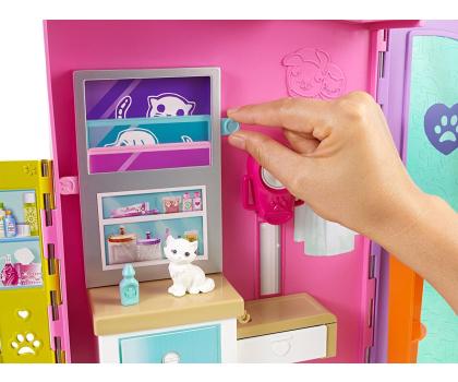 Mattel Barbie Lecznica dla zwierząt -376912 - Zdjęcie 6