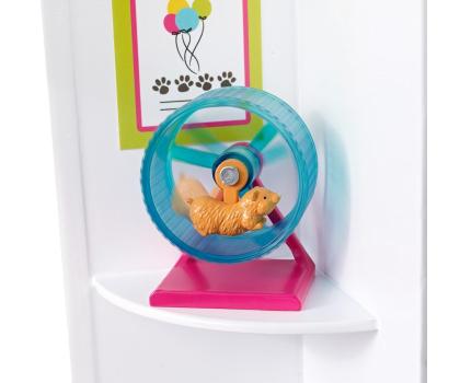 Mattel Barbie Lecznica dla zwierząt -376912 - Zdjęcie 5