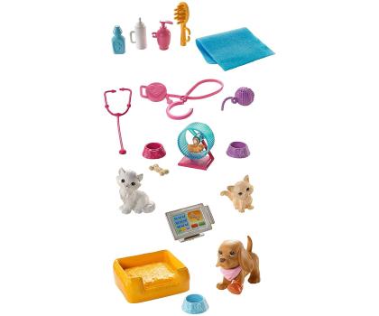 Mattel Barbie Lecznica dla zwierząt -376912 - Zdjęcie 3