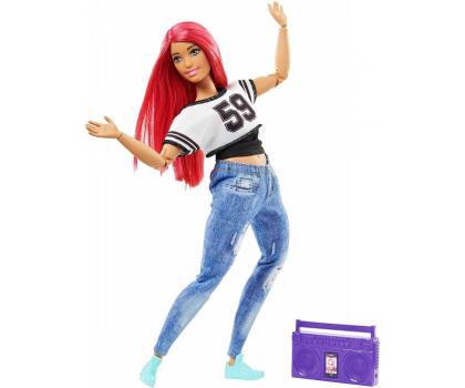 Mattel Barbie Made to Move Tancerka-423794 - Zdjęcie 2